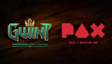 Gwint Pax East 2017