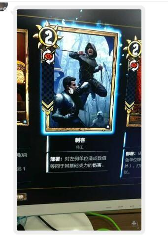 gwint assassin chinajoy