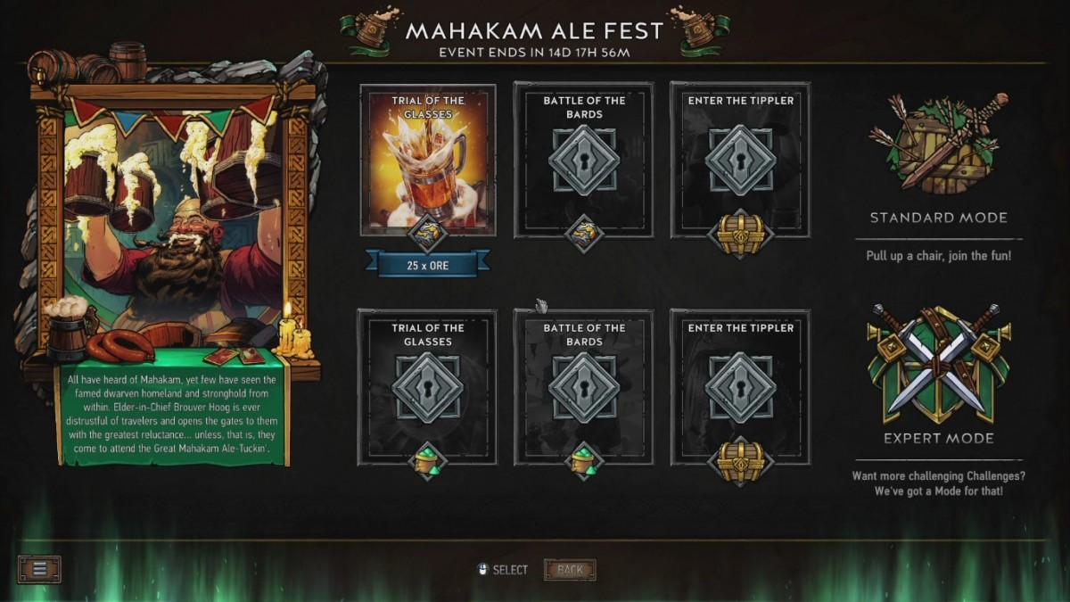 Mahakam Ale Festival gwint