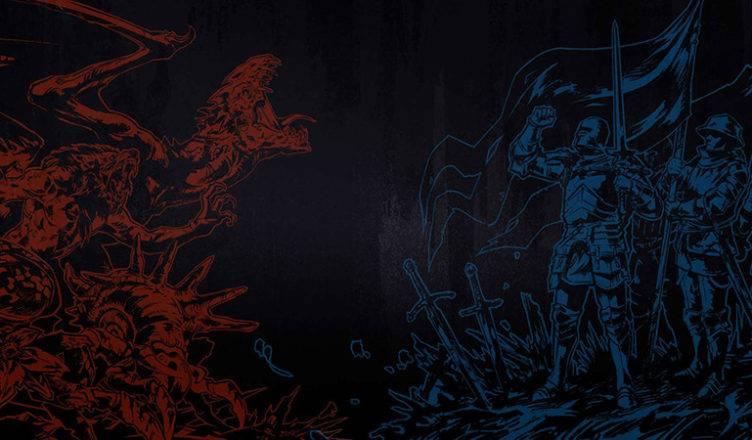 Gwintownia.pl Kolejny pojedynek frakcji - Królestwa Północy walczą z Potworami Frakcje Newsy  wielki łowczy wiedźmin 3 wiedźmin tytuły tyran talie skrawki kart ramki frakcyjne ramki potwory pojedynek frakcji pojedynek otwarta beta nagrody meteorytowy pył królestwa północy karty gwint: wiedźmińska gra karciana gwint nagrody gwint karty gwint cd projekt gwint gwent frakcje fragmenty kart foltest cd projekt red cd projekt gwint cd projekt beta gwint beta beczki arena